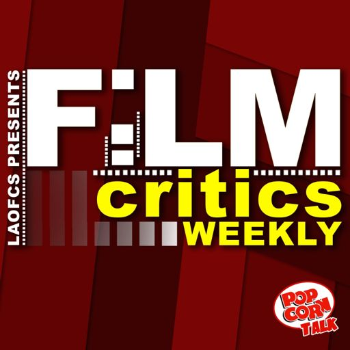 Cover art for podcast Film Critics Weekly