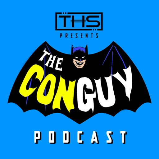 Cover art for podcast The Con Guy Podcast