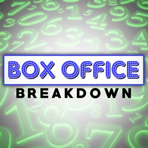 Cover art for podcast Box Office Breakdown