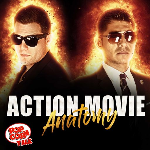 Cover art for podcast Action Movie Anatomy