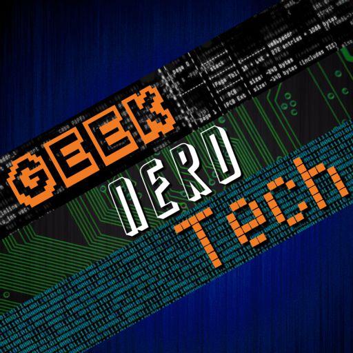 Cover art for podcast Geek. Nerd. Tech.