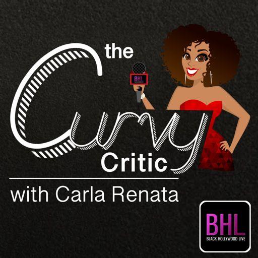Cover art for podcast The Curvy Critic with Carla Renata