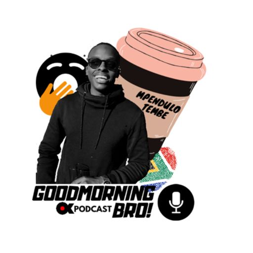 Cover art for podcast Good Morning Bro!