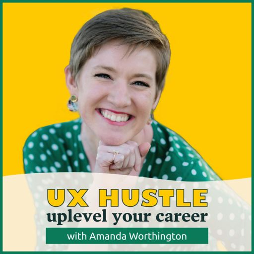 Cover art for podcast The UX Hustle
