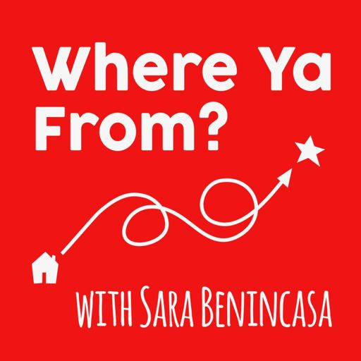 Cover art for podcast Where Ya From?