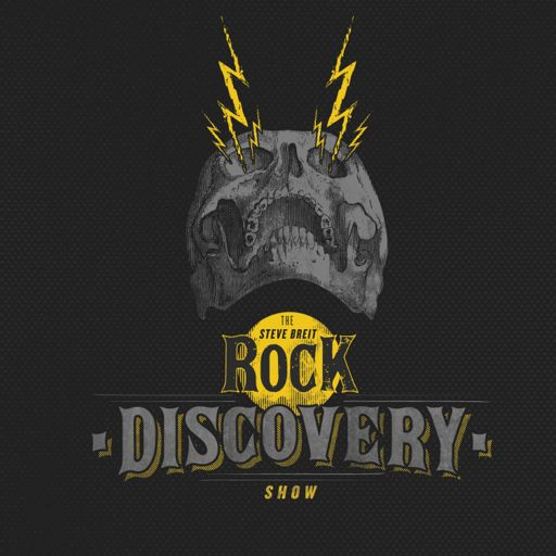 Cover art for podcast The Steve Breit Rock Discovery Show