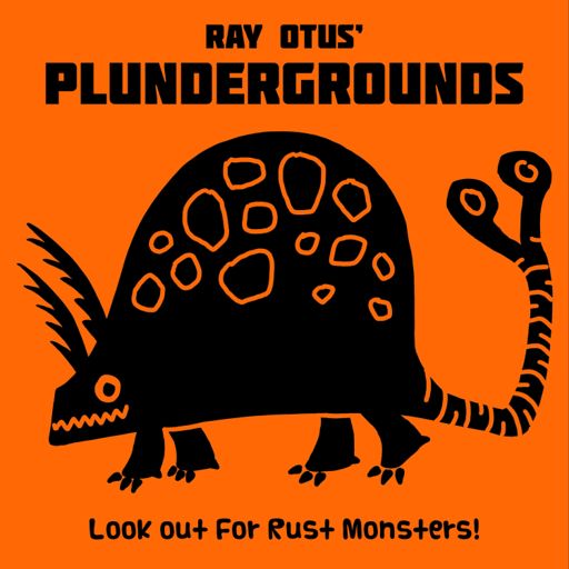 Cover art for podcast Plundergrounds
