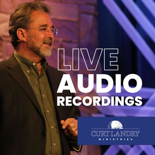 Cover art for podcast Curt Landry Ministries and the One New Man Network® Podcast.