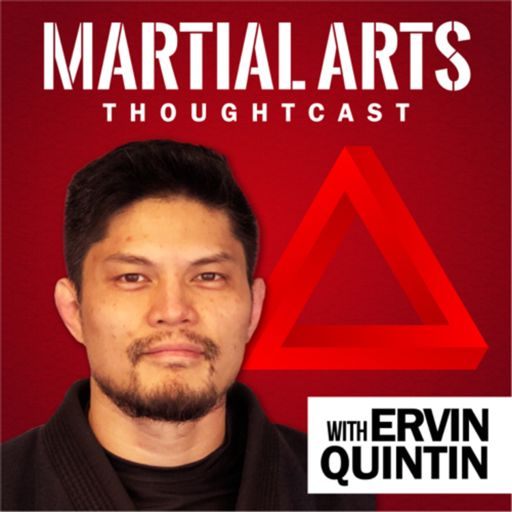 Cover art for podcast Martial Arts Thoughtcast