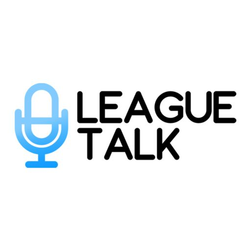 Cover art for podcast leaguE talk