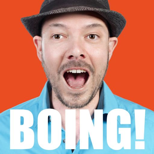 Cover art for podcast BOING! Podcast