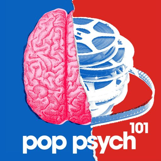 Cover art for podcast Pop Psych 101