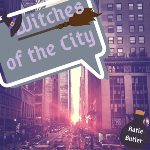 Cover art for podcast Witches of the City
