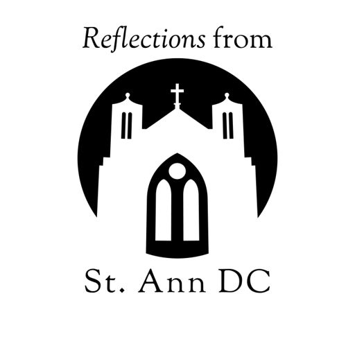 Cover art for podcast Reflections from St. Ann DC