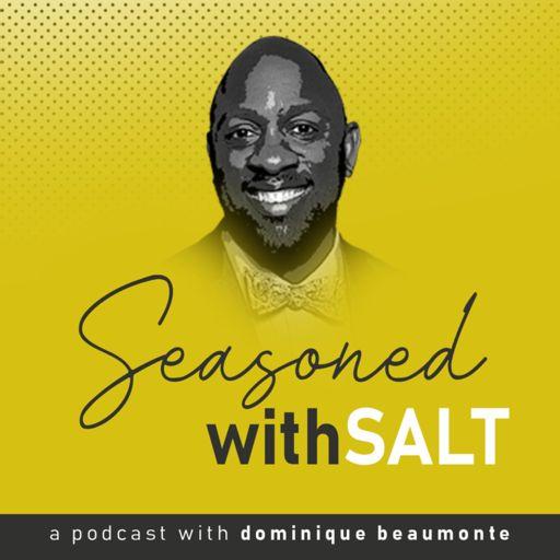 Cover art for podcast Seasoned with Salt