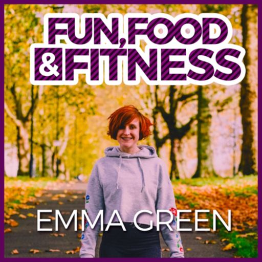 Cover art for podcast Fun Food and Fitness