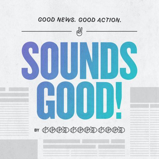 Cover art for podcast Sounds Good with Branden Harvey