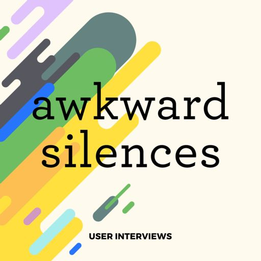 Cover art for podcast Awkward Silences