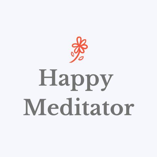Cover art for podcast Happy Meditator