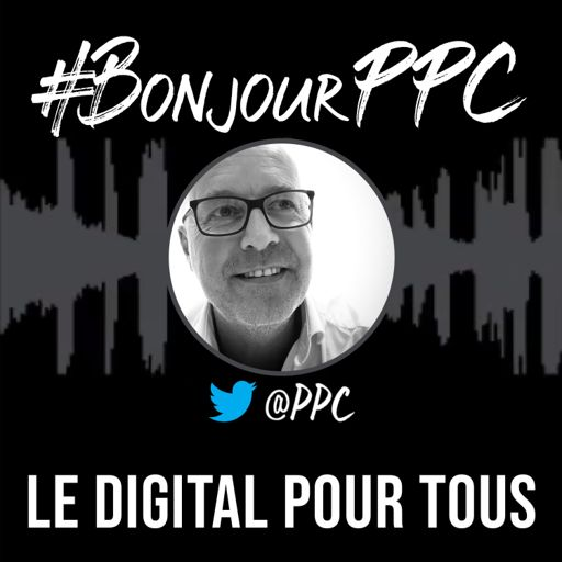 Cover art for podcast Le digital pour tous #BonjourPPC