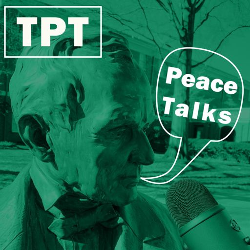 Cover art for podcast Peace Talks