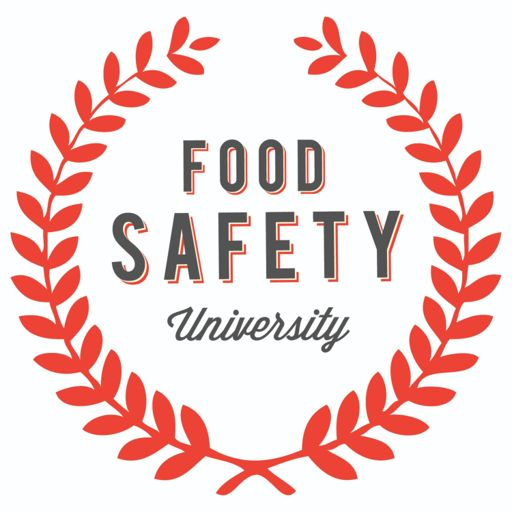 Cover art for podcast Food Safety University