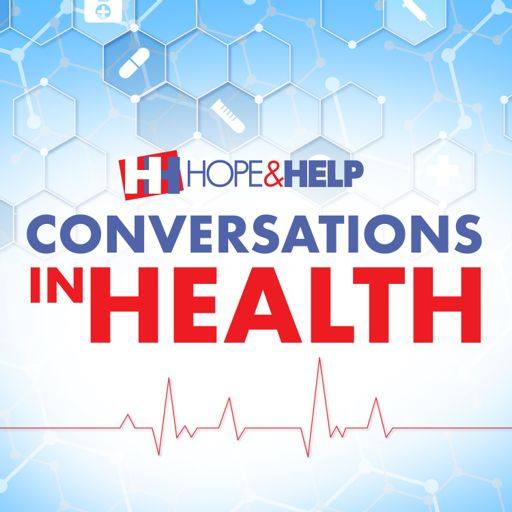 Cover art for podcast Conversations in Health