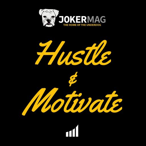 Cover art for podcast Hustle & Motivate