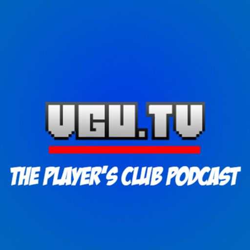 Cover art for podcast The Player's Club Podcast