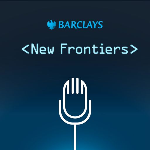 Cover art for podcast Barclays New Frontiers