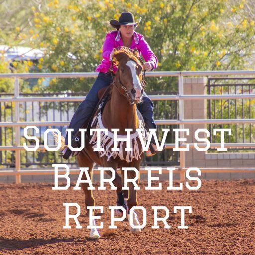 Cover art for podcast Southwest Barrels Report