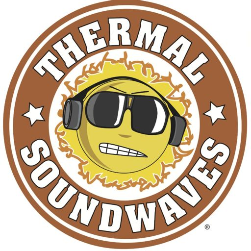 Cover art for podcast Thermal Soundwaves World