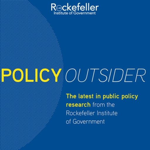 Cover art for podcast Policy Outsider