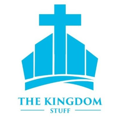 Cover art for podcast THE KINGDOM STUFF PODCAST