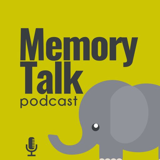 Cover art for podcast Memory Talk