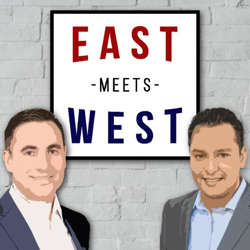 Cover art for podcast East Meets West