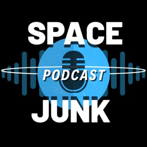 Cover art for podcast Space Junk