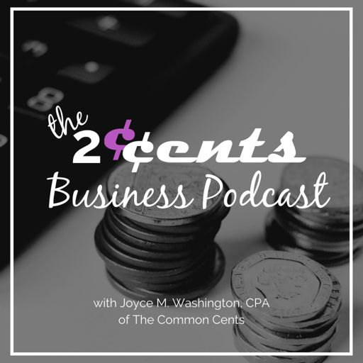 Cover art for podcast The 2 Cents Business Podcast