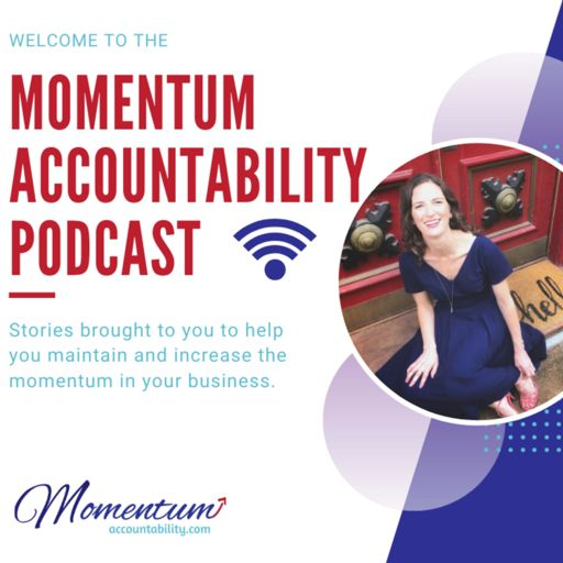 Cover art for podcast Momentum Accountability