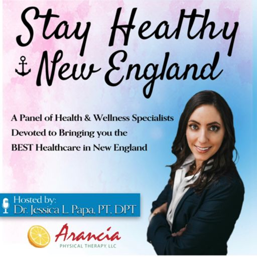 Cover art for podcast Stay Healthy New England