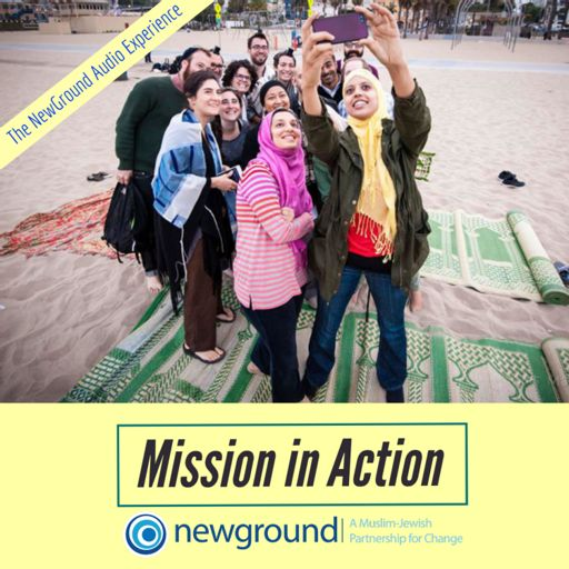Cover art for podcast Mission in Action - The NewGround Audio Experience