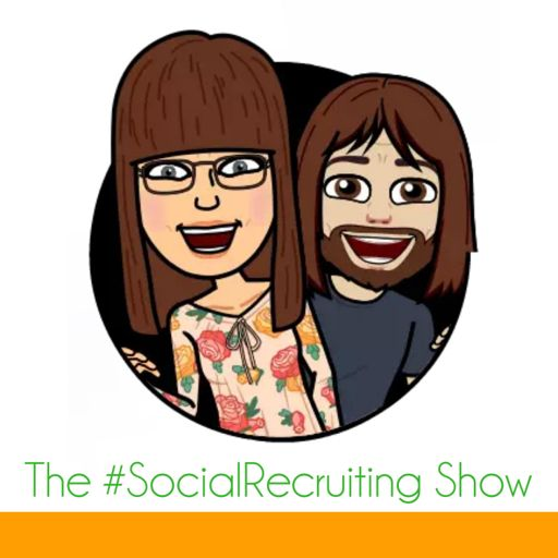 Cover art for podcast The #SocialRecruiting Show