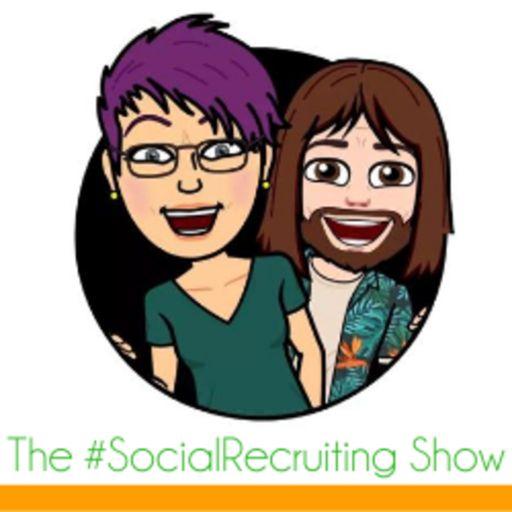 Cover art for podcast The #SocialRecruiting Show