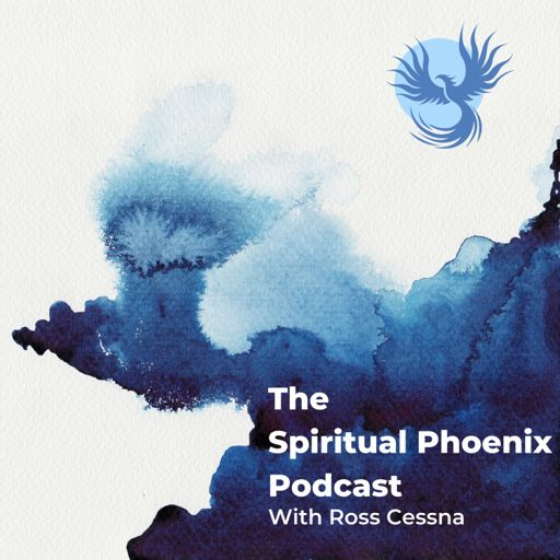 Cover art for podcast The Spiritual Phoenix Podcast