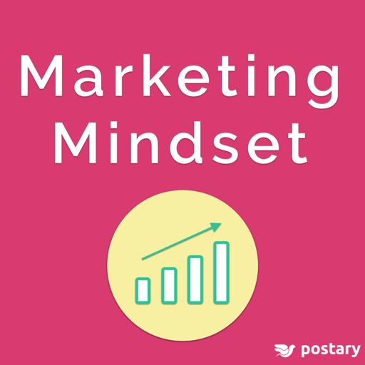 Cover art for podcast Marketing Mindset: The Growth Hackers Guide to Business Success