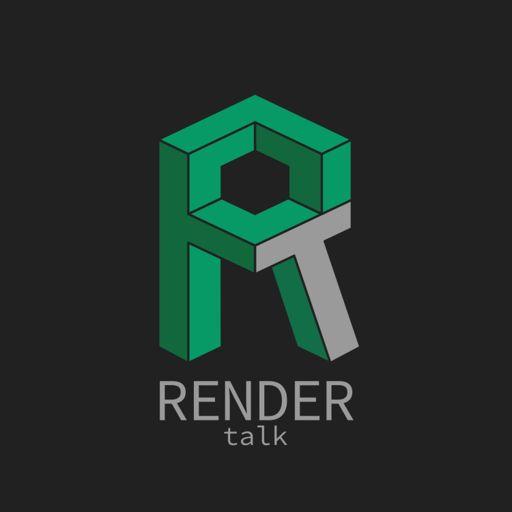 Cover art for podcast RENDERtalk