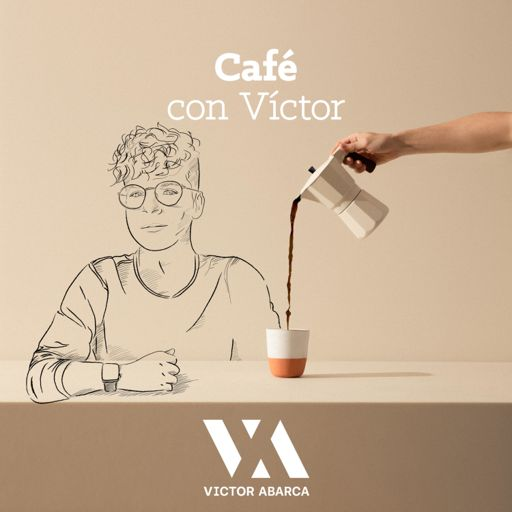 Cover art for podcast Cafe con Victor