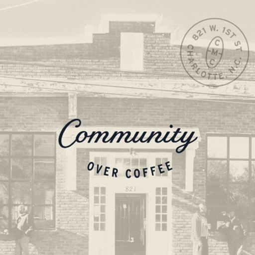 Cover art for podcast Community Over Coffee