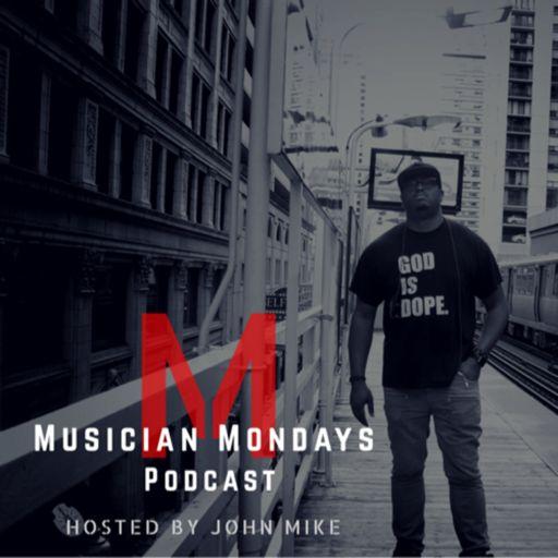 Cover art for podcast Musician Mondays Podcast