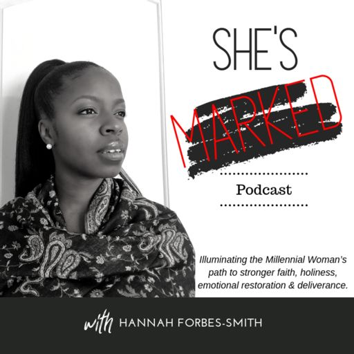 Cover art for podcast She's Marked